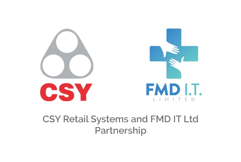 FMD IT Ltd and CSY Retail Systems Partnership