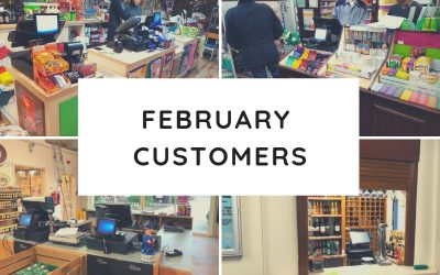 February Customers