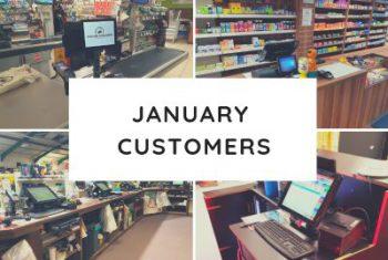 January Customers