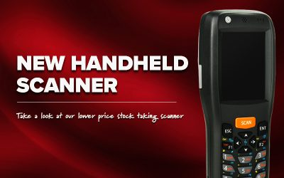 NEW Stocktaking Handheld