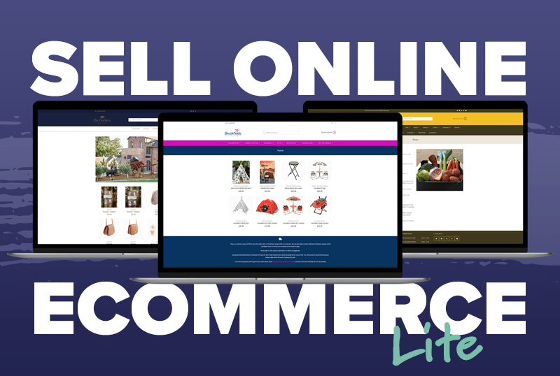 Sell Online with CSY