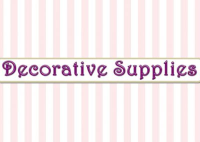 Decorative Supplies
